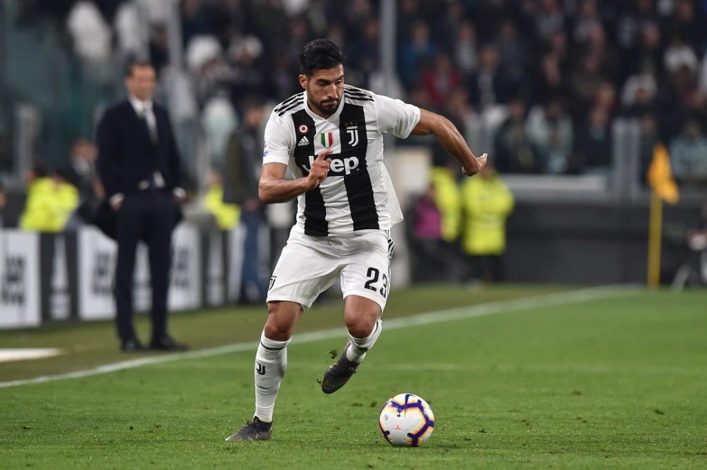 Emre Can wird 2019/2020 nicht für Juventus Turin in der Champions League spielen.