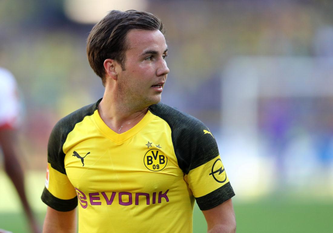 Götze Zu Dortmund