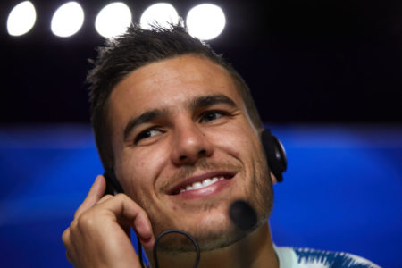 Atlético Madrid oder FC Bayern: Was plant Lucas Hernández?