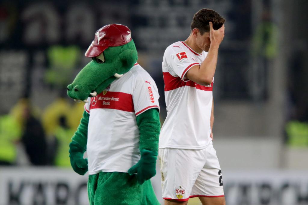 Beim VfB Stuttgart läuft es nicht rund.