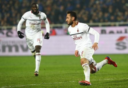 Hakan Calhanoglu AC Mailand