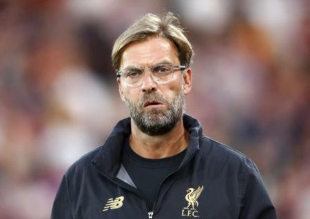 Seine Taktik ging in Manchester nicht ganz auf - Jürgen Klopp.