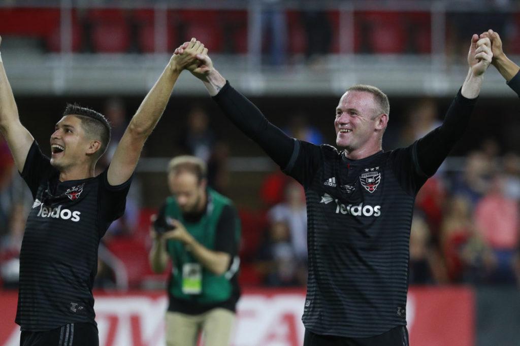 Er kam als Rooney und ging als Wayne...