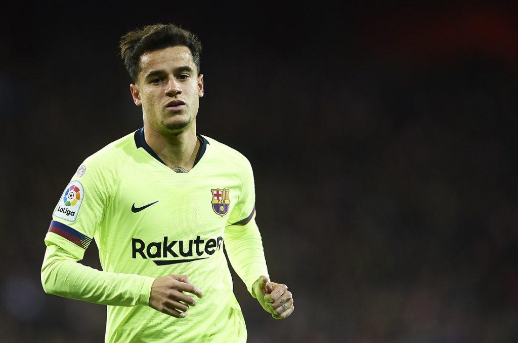 Coutinho FC Barcelona