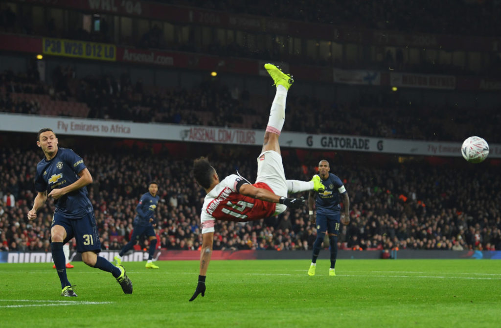 FC Arsenal Pierre-Emerick Aubameyang