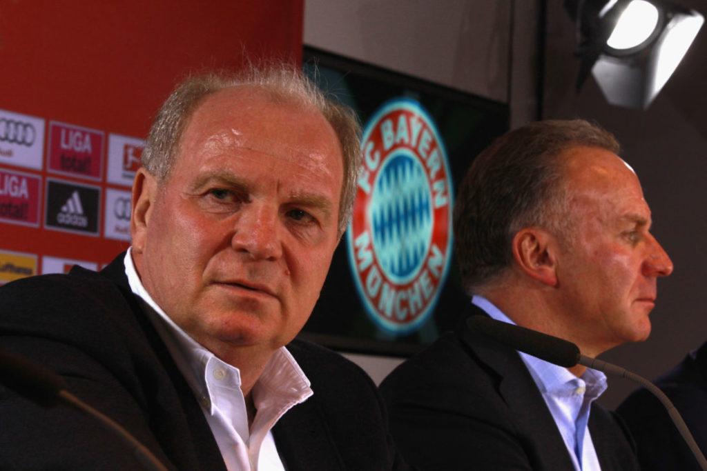 Die alten Männer des FCB.