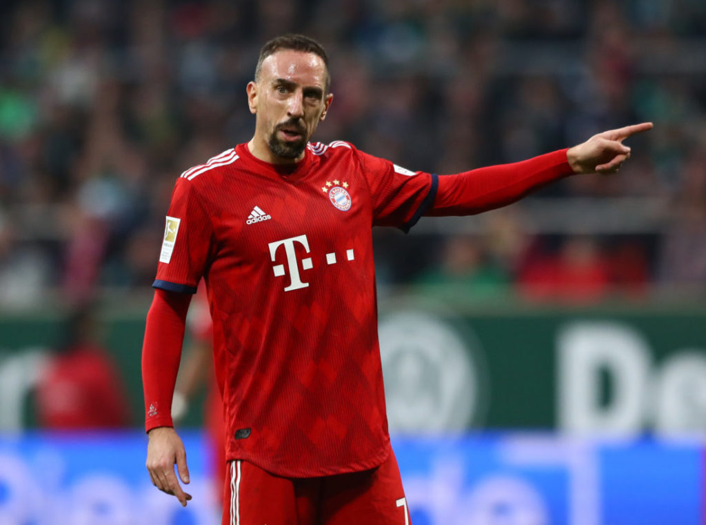 Franck Ribery: Bleibt er oder geht er?