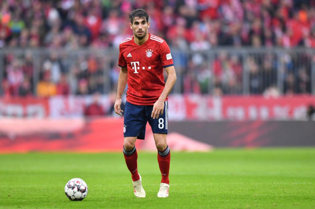 Darf Javi Martinez doch beim Fc Bayern bleiben?