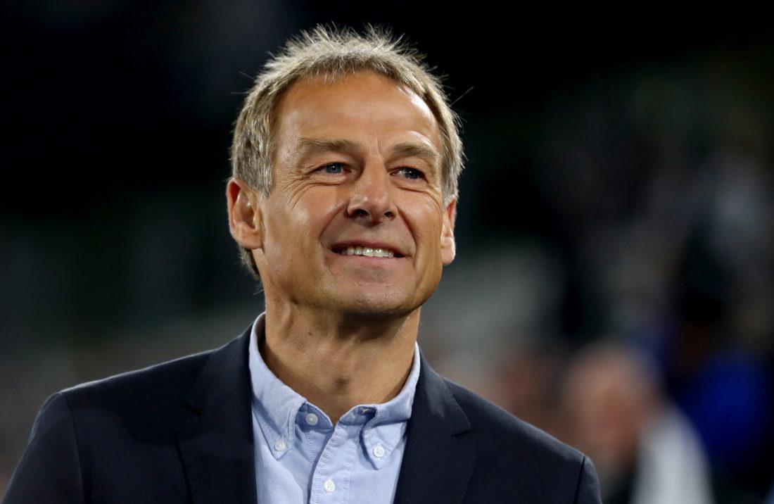 Klinsmann Hertha Trainer