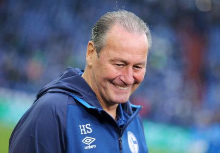 Ende gut, alles gut: Trainer-Legende Huub Stevens verhinderte 2019 auf Schalke einen möglichen Abstieg.