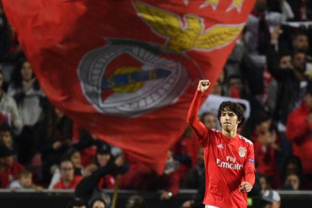 Joao Felix wechselt von Benfica Lissabon zu Atlético Madrid.