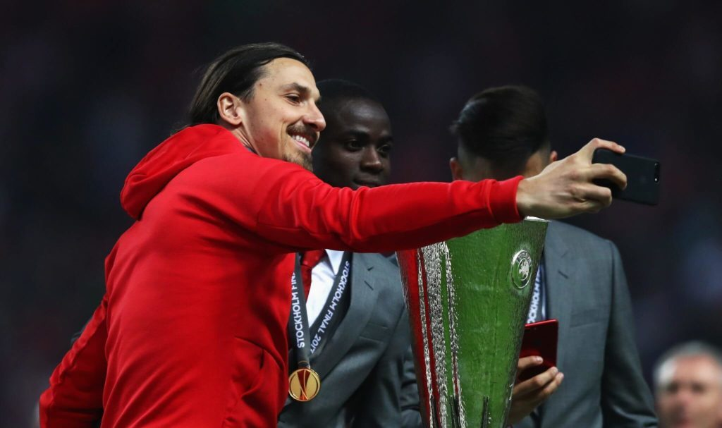 The Myth of Zlatan Ibrahimovic (Photo by Dean Mouhtaropoulos/Getty Images)