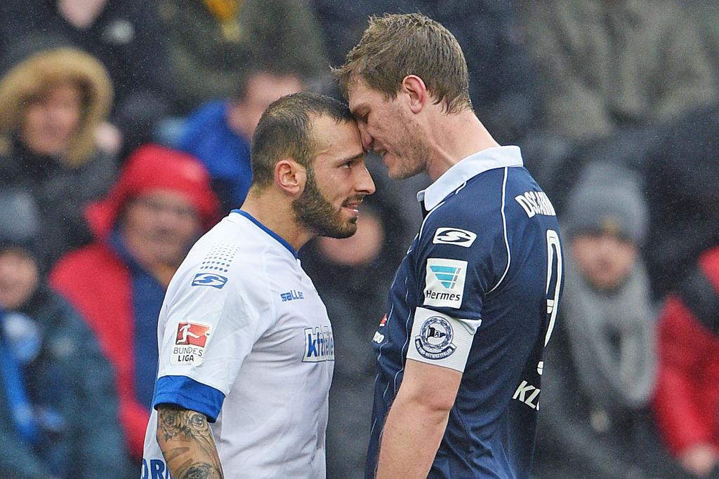 2. Bundesliga in Paderborn kann aufregend sein.