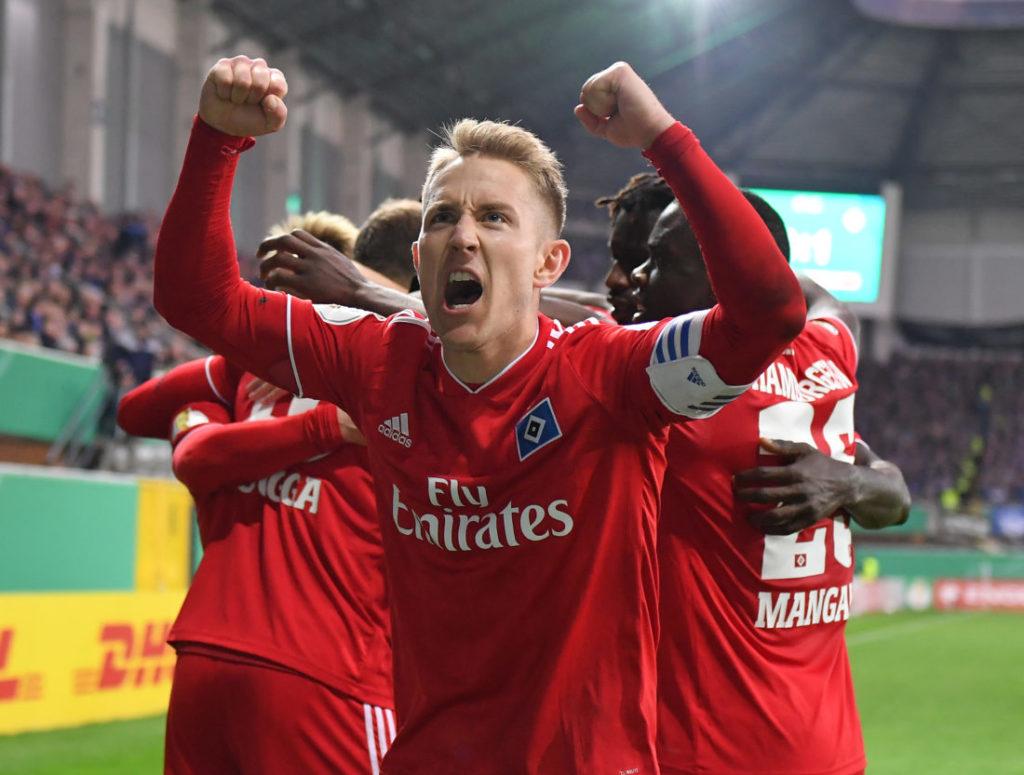 Ausgejubelt: Lewis Holtby wird nicht mehr für den Hamburger SV spielen.
