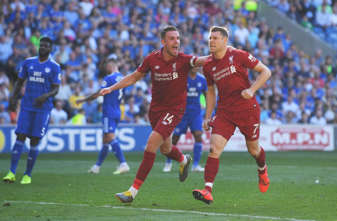 Liverpool Nachholspiel