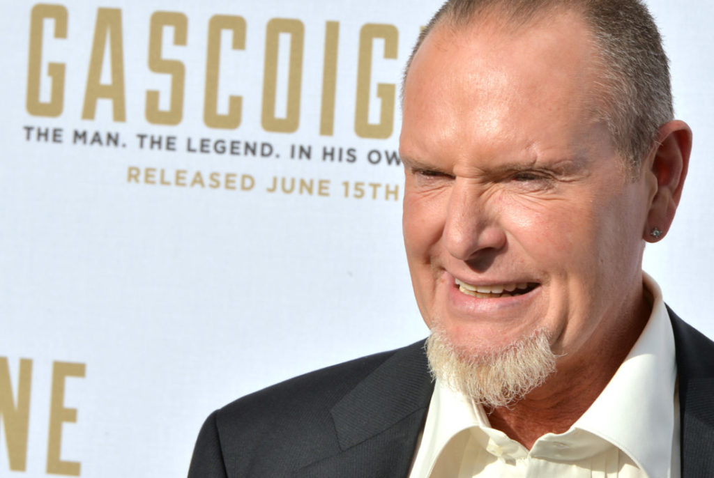 "LONDON, ENGLAND - JUNE 08: Paul Gascoigne attends the Premiere of ""Gascoigne"" at Ritzy Brixton on June 8, 2015 in London, England."