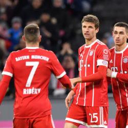 """Bayern München hält einige """"bizarre"""" Bundesligarekorde.."""