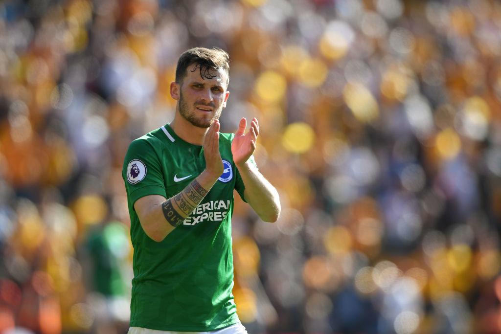 Pascal Groß spielt seit 2017 für Brighton & Hove Albion.