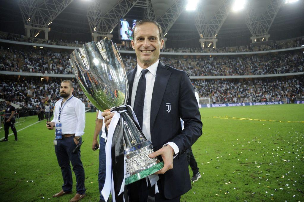 Der Gewinn des italienischen Supercups gegen den AC Milan in Jeddah in Saudi-Arabien im Januar 2019 gehört ebenfalls zur Titelsammlung von Massimiliano Allegri bei Juventus Turin.