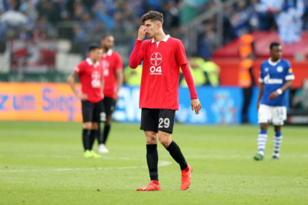 Bayer Leverkusen Kai Havertz
