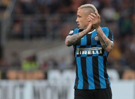 Radja Nainggolan rettete dem FC Internazionale Mailand die Champions-League-Teilnahme. (Photo by Emilio Andreoli/Getty Images)