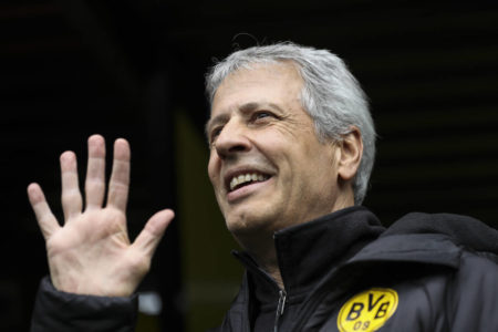 Ist Lucien Favre bei Borussia Dortmund schon angezählt?