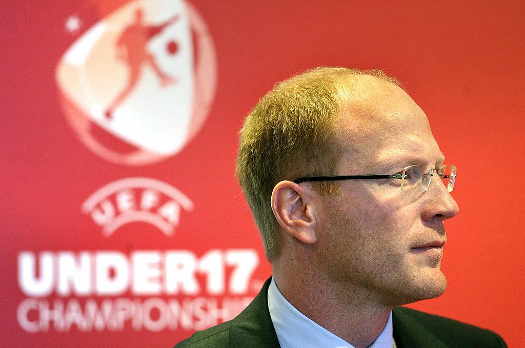 Ein Architekt des Erfolges von 2009: DFB-Sportdirektor Matthias Sammer.