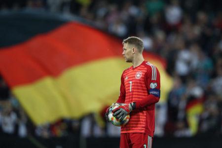 Manuel Neuer hat seine. Ausnahmestellung in der deutschen Nationalmannschaft in der EM-Quali 2018/2019 untermauert.