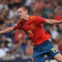 Dani Olmo holte sich mit Spanien die U21-Europameisterschaft 2019.