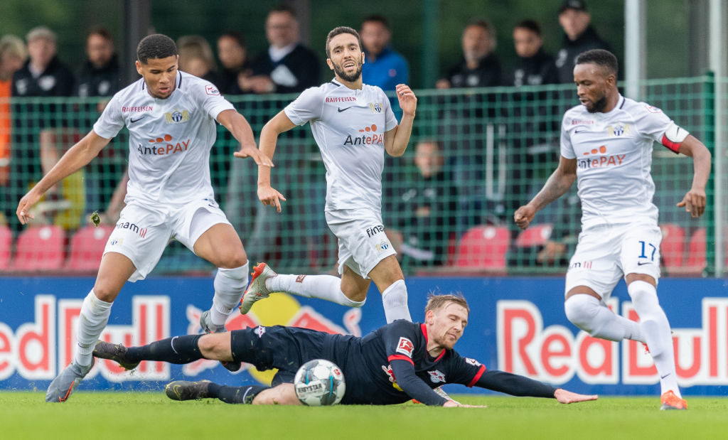 1:4 gegen den FC Zürich, kaum Neuzugänge - RB Leipzig und Emil Forsberg (m.) befinden sich zum Saisonstart in Schieflage...