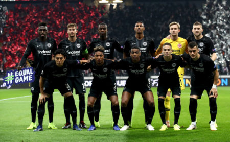 Frankfurt in der Europa-League 2018/1