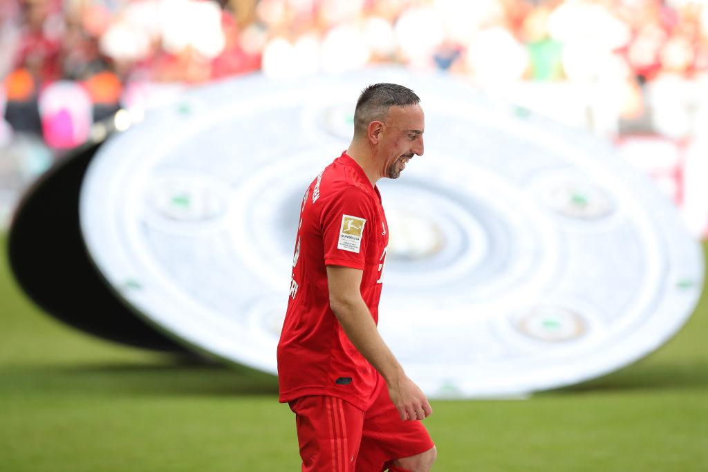 Well, well another day. Und der FC Bayern ist wieder deutscher Meister.