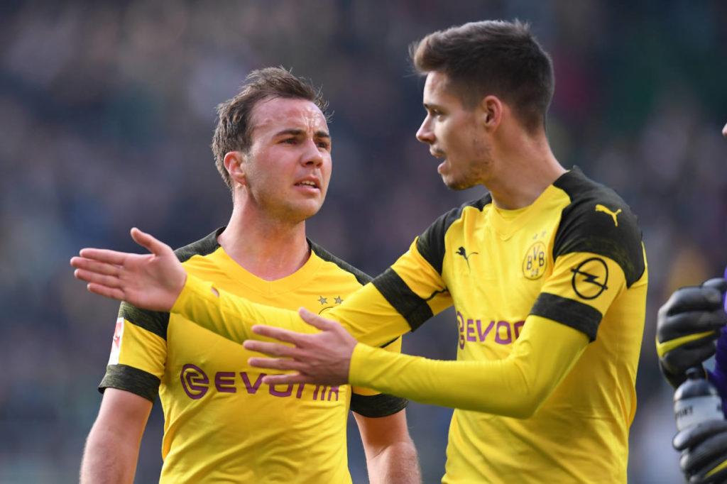 Mario Götze - wie lange bleibt er noch beim BVB?