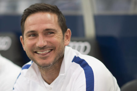 Frank Lampard ist seit Juli 2019 neuer Coach des FC Chelsea