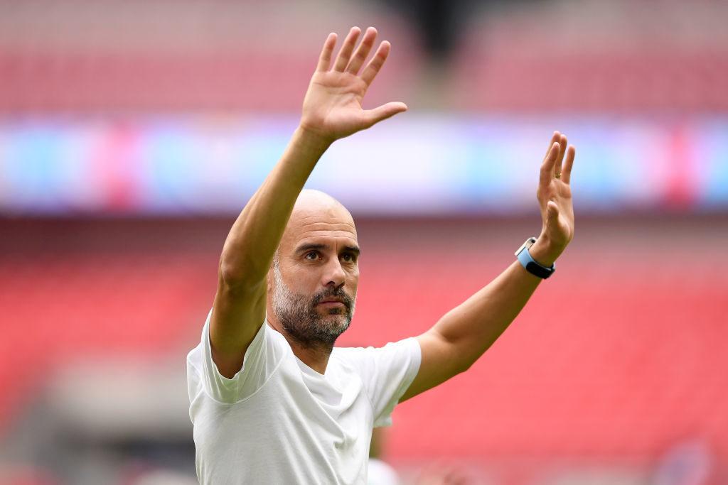 Pep Guardiola und Manchester City triumphierten in Wembley gegen den FC Liverpool und Jürgen Klopp.