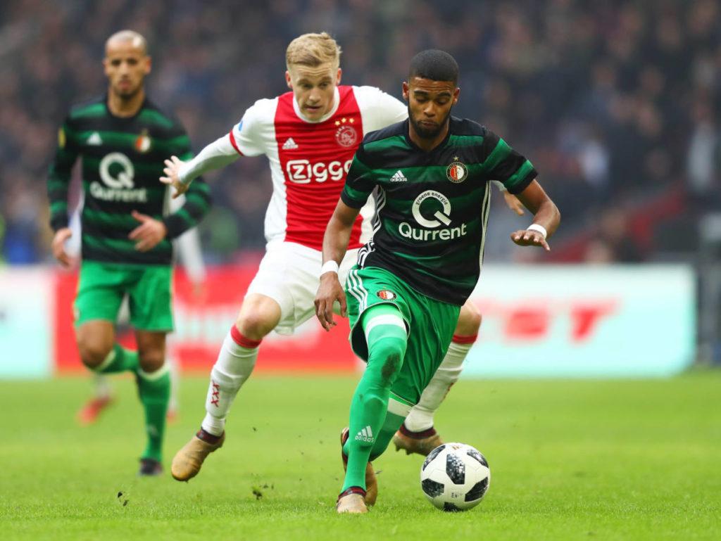 Donny van de Beek Ajax Amsterdam