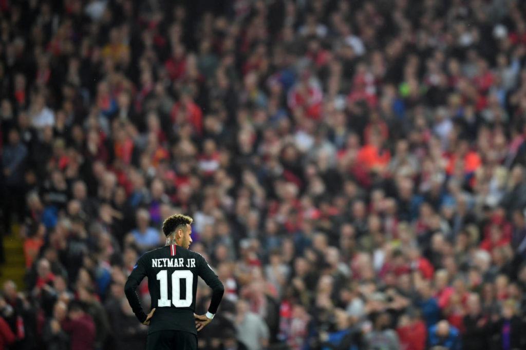 Sehen wir Neymar, hier am 18. September 2018 in Liverpool, auch in dieser Champions-League-Saison bei PSG?