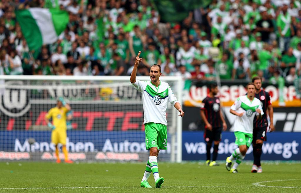 Bas Dost bei anstatt gegen Eintracht Frankfurt - Wird das noch was?