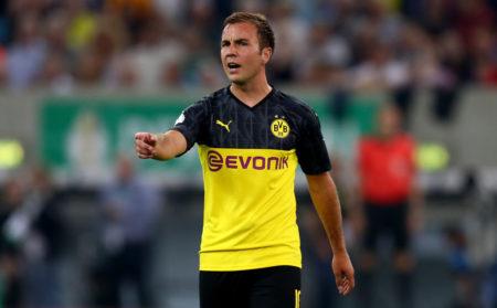 Wird Mario Götze bei Borussia Dortmund zum Edel-Reservist?
