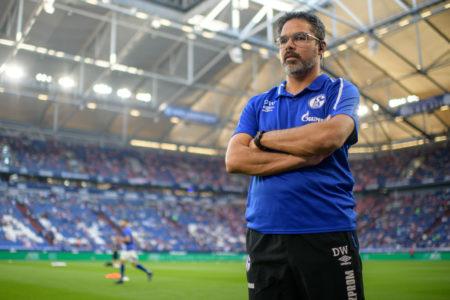 Diese Heim-Premiere ging daneben: Schalke und sein neuer Coach David Wagner verloren gegen den FC Bayern München mit 0:3.