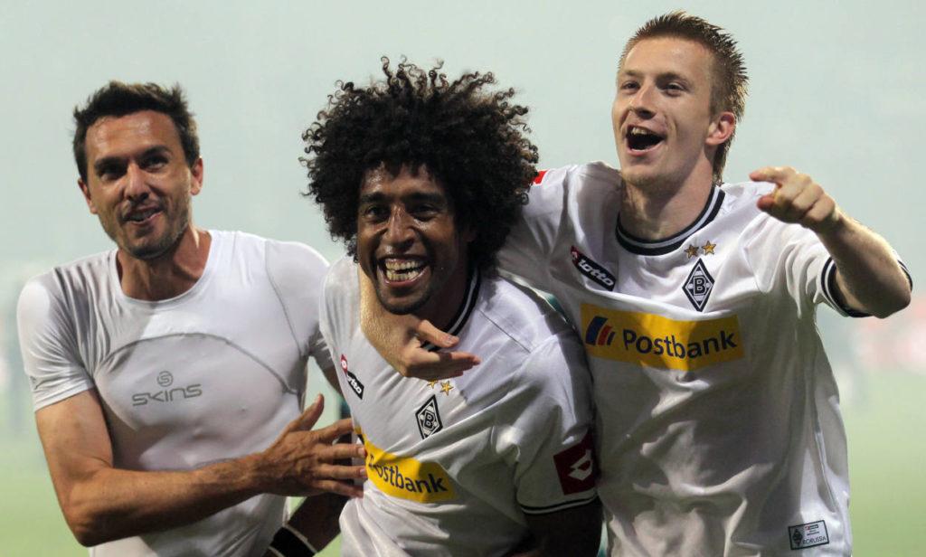Dante, Stranzl und Reus - Gladbach rettet sich in der Relegation gegen den VfL Bochum im jahr 2011.