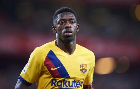 Ousmane Dembélé bleibt beim FC Barcelona weiter ein Rätsel..