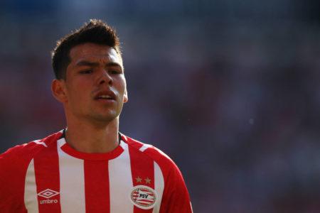 Lozano joins Napoli