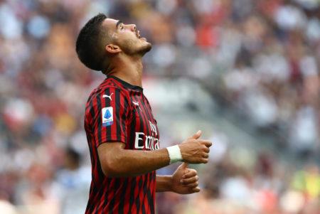 Andre Silva wechselte am Deadline Day auf Leihbasis vom AC Milan zu Eintracht Frankfurt.