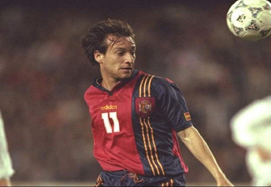 Alfonso wurde bei Barca kein Stammspieler.