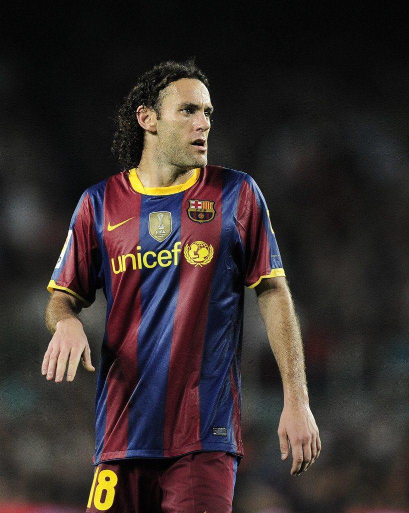 Gabriel Milito wurde in Katalonien fußballerisch nicht glücklich.