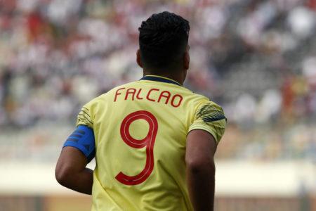 Radamel Falcao joins Galatasaray