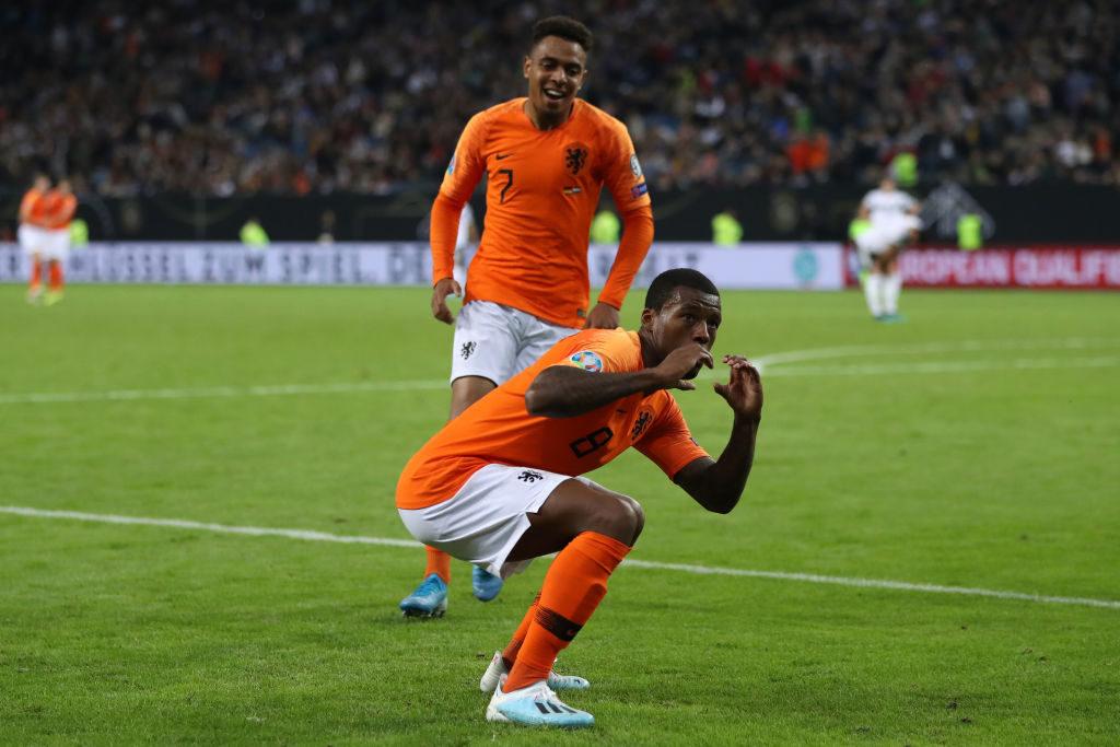 4 Tore Nach Der Pause Gegen Deutschland Hollands Fussball