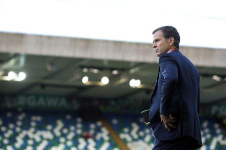Oliver Bierhoff hat seine eigene Sichtweise zum Länderspiel Nordirland gegen Deutschland in Belfast ...