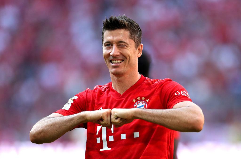 Robert Lewandowski wird in diesem Fußballerleben wohl nicht mehr zu Real Madrid wechseln...